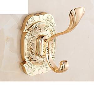 outlet continental hook/ antique hooks/ door-back hook/Creative link/coat and hat hook -D
