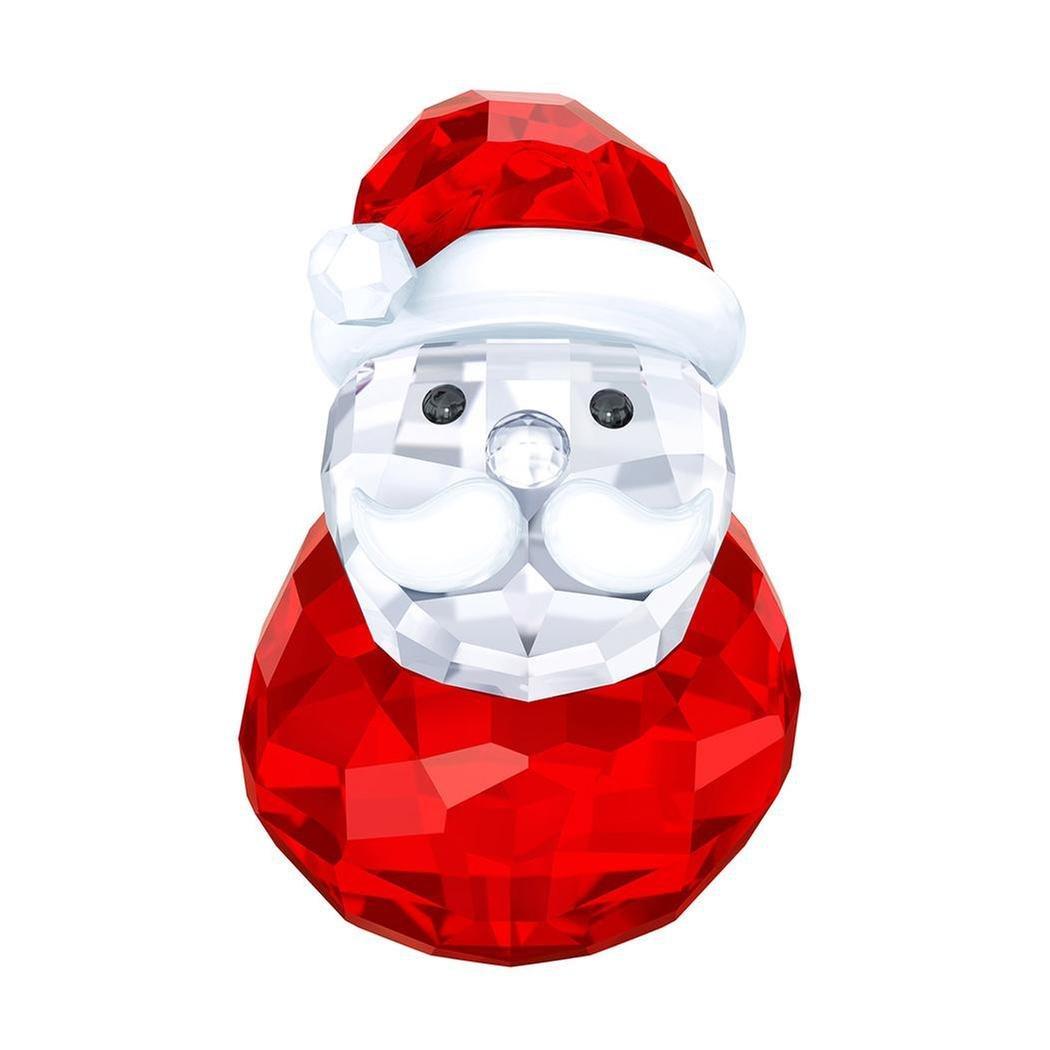 Swarovski Rocking Santa, Kristall, Mehrfarbig, 3.9 x 2.5 x 2.5 2.5 2.5 cm 81de65