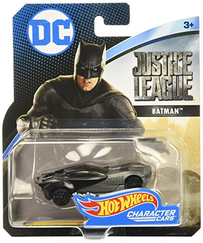 Hot Wheels DC Universe Batman Vehicle
