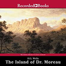 The Island of Dr. Moreau Audiobook by H. G. Wells Narrated by Simon Prebble