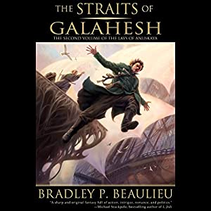 The Straits of Galahesh Audiobook