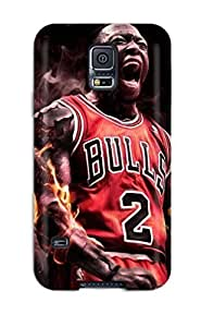 nate robinson player nba basketball chicago bulls NBA Sports & Colleges colorful Samsung Galaxy S5 cases 1907402K465952745