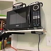 Amazon Com Avf Em60b A Universal Wall Mounted Microwave