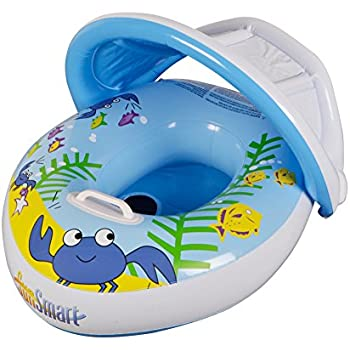 Amazon Com Wishtime Baby Swim Ring Pool Float Inflatable