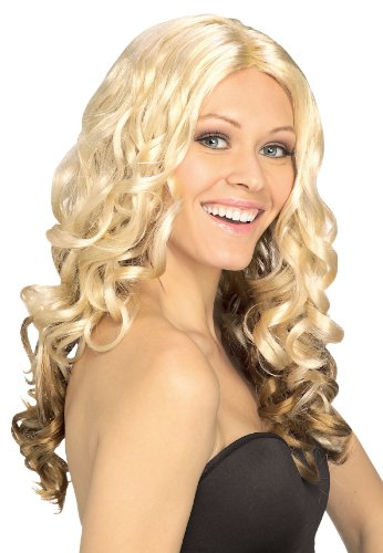 Blonde Goldilocks Wig (Rubie's Costume Goldilocks Wig, Blonde, One)