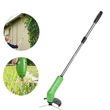 5f55461e0492 Amazon.com: Handheld Electric Lawnmower,Mini Lawn Mower,Rotary Mowers,Grass  Trimmer for Garden Outdoor: Home Improvement