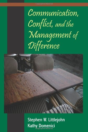 Communication,Conflict+Mgmt.Of Differ..