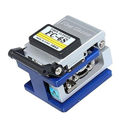 Fiber Optic Tool 4 in 1 FTTH Splice Fiber Optic Tool Kits Fibre Stripping