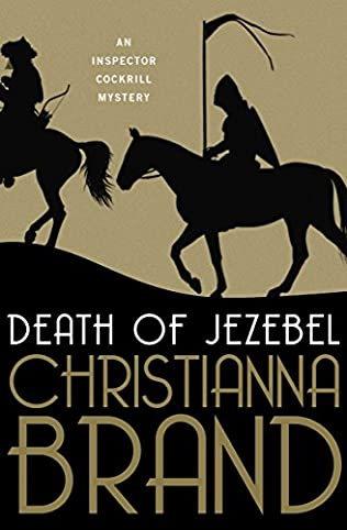 book cover of Death of Jezebel