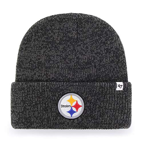 f98678f4fd1 Amazon.com  Pittsburgh Steelers Forty Seven Brand NFL Brain Freeze ...