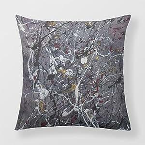 Refiring Decorative Throw Pillow Case Cushion Faces 18 X 18 Pillow