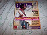 Guitar World Magazine (October 2005) (Hendrix At Woodstock + Pink Floyd -The Rough Road to The Dark Side of the Moon)