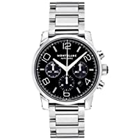 Montblanc Timewalker Stainless Steel Mens Watch 9668 from Montblanc
