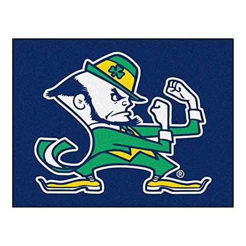 Fighting Irish Door Mat Rug - Notre Dame All-Star Mat 34