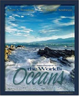 Introduction to the worlds oceans keith a sverdrup virginia an introduction to the worlds oceans fandeluxe Gallery