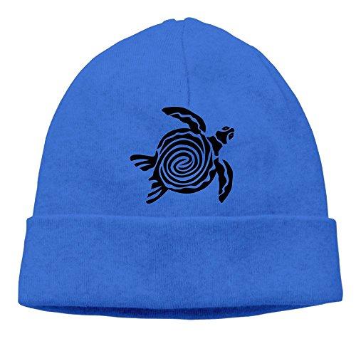 Blues Clues Guy Costume (Carter Hill Cartoon Turtle Unisex Cool Hedging Hat Wool Beanies Cap RoyalBlue)