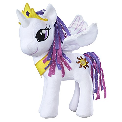 Pony Magical (My Little Pony Friendship is Magic Princess Celestia Feature Wings Plush)