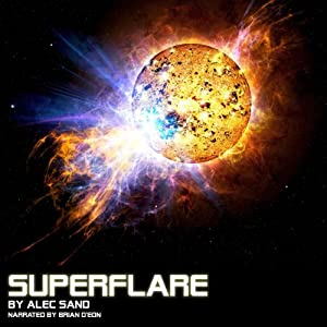 Superflare Audiobook