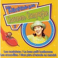 Carmen Campagne - MA Minithèque Vol. 7