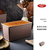 Bakerdream Loaf Pan with Lid Toast Pan Baking Bread