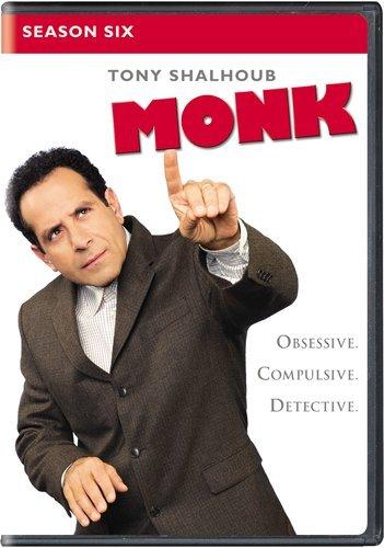 VHS : Monk: Season 6