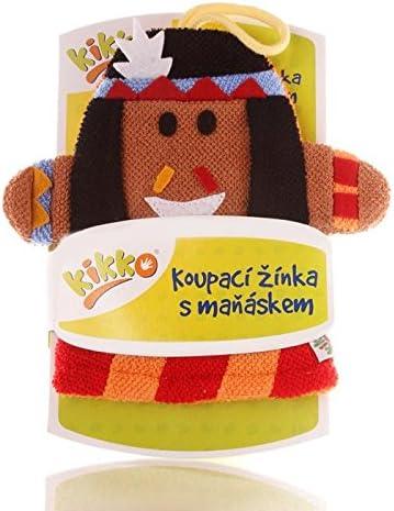xkko ctnb g022 a Manopla con marioneta de mano 100% algodón ...