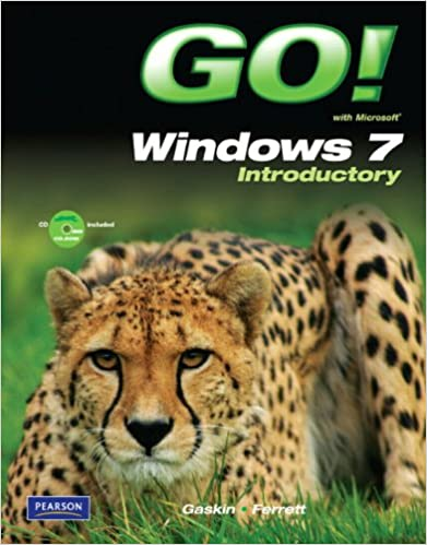 GO with Windows 7 Introductory
