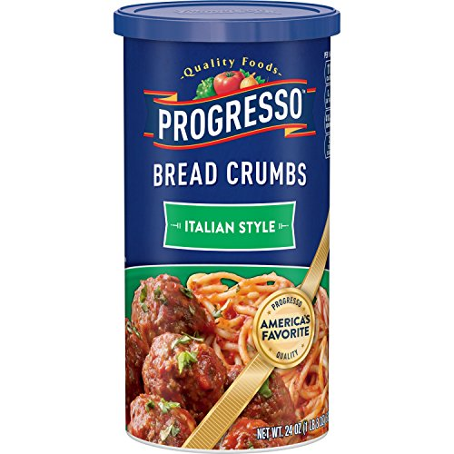 (Progresso Italian Style Bread Crumbs 24 oz Canister)