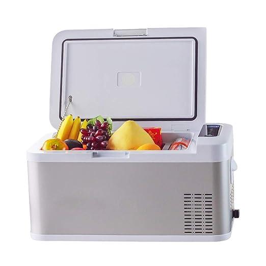Refrigerador del automóvil compresor congelador mini caja mini ...