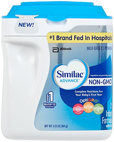 Similac Advance Non-GMO Baby Formula - Powder - 34 oz