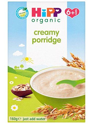 (Hipp 6 Month Creamy Porridge Packet 160g)