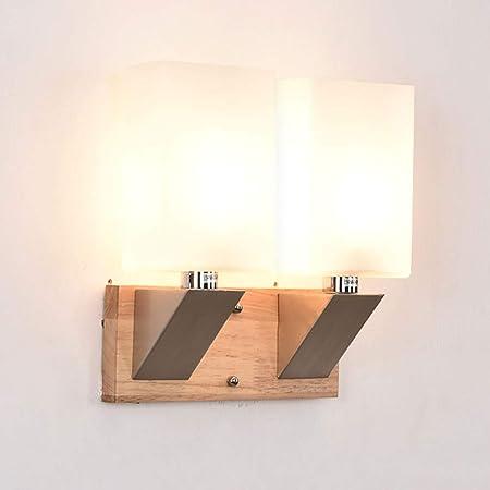 NHX lámpara de Pared led Balcones creativos Luces de Goma ...