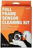 VSGO DDR24 DSLR or SLR Digital Camera Sensor Cleaning Kit for Full-Frame Sensors (12 X 24mm Sensor Cleaning Swabs + 15ml Sensor Cleaner)