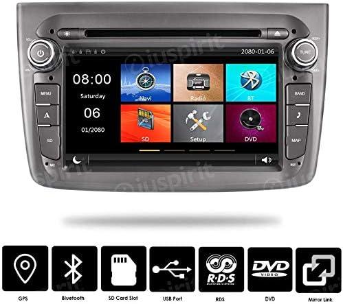 Gps Dvd Usb Sd Bluetooth Mirrorlink Autoradio Navi Alfa Elektronik
