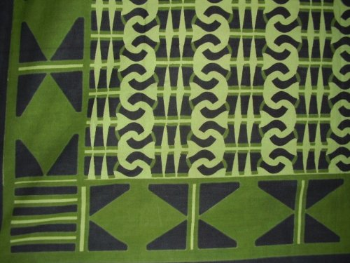 Homestead African Print Tapestry Cotton Spread 106