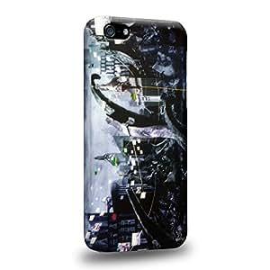 Case88 Premium Designs Puella Magi Madoka Magica MadokaHomura Akemi Protective Snap-on Hard Back Case Cover for Apple iPhone 5c