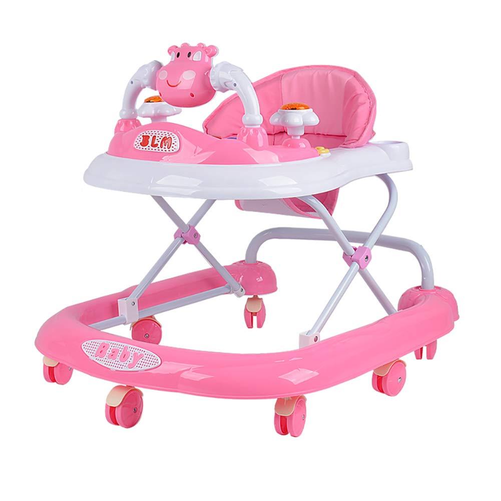 GUO@ Baby Walker 6/7-12 meses Niño antirremolque Multifunción ...