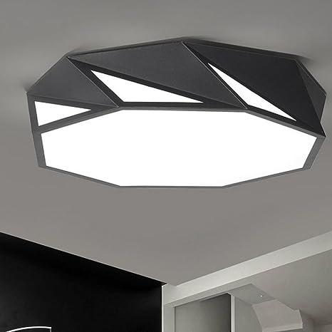 Forma geométrica Lámpara de techo Moderno Minimalista 20W ...