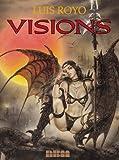 Visions, Luis Royo, 1561633550