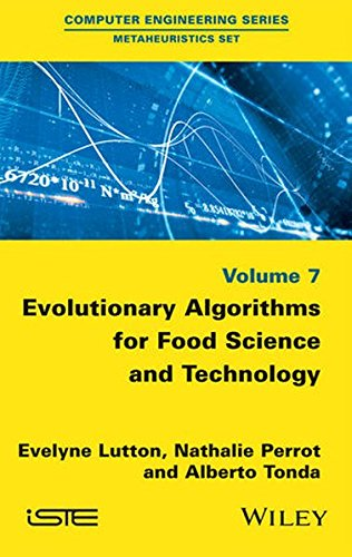 Evolutionary Algorithms for Food Science and Technology (Computer Engineering: Metaheuristics Set)