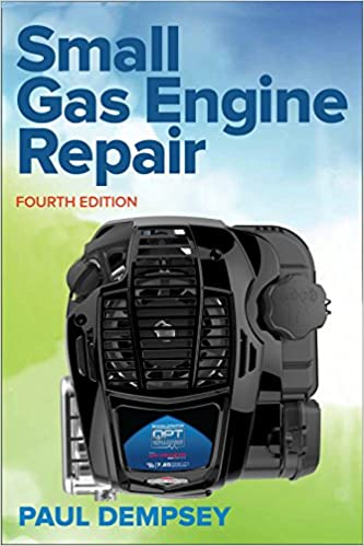 Small gas engine repair fourth edition paul dempsey 9781259861581 small gas engine repair fourth edition 4th edition fandeluxe Choice Image