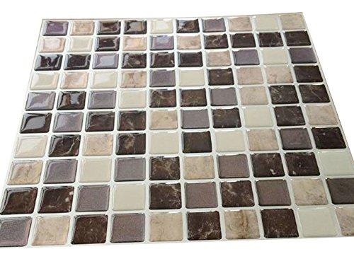 Tile adesivi in gel effetto mosaico d adesivi a mosaico per