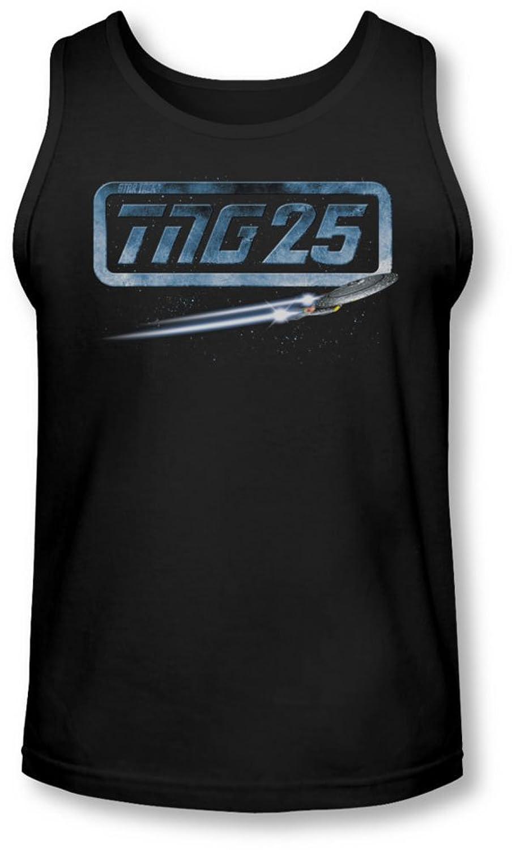 Star Trek - Mens Tng 25 Enterprise Tank-Top