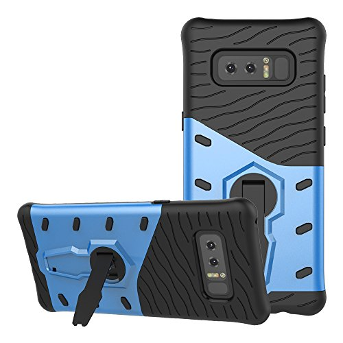 360 Degree Dual Pro Protective Case for Apple iPhone 6 Plus (Blue) - 9