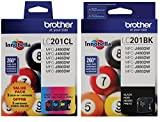 Office Products : Brother LC2013PKS - C/M/Y - 3 Pack Ink … (LC2013BK/C/M/Y (All Colors))