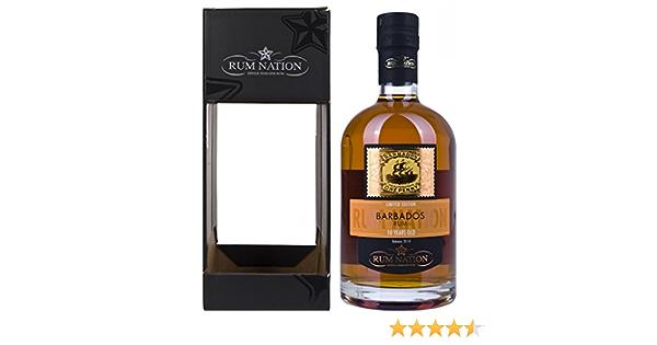 Rum Nation 10 Year Old Barbados - 700 ml