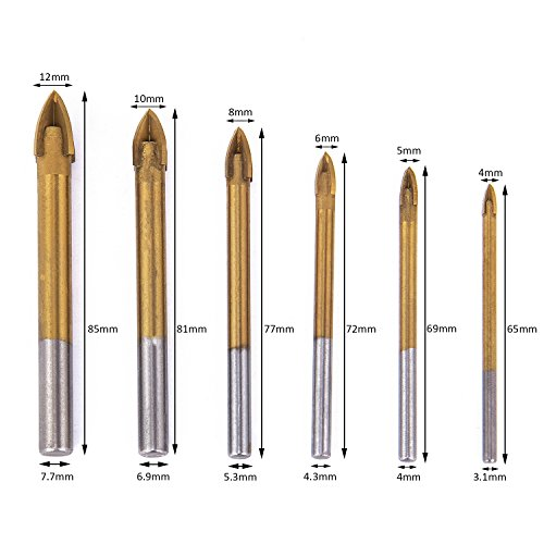 Buy drill bit for drilling glass