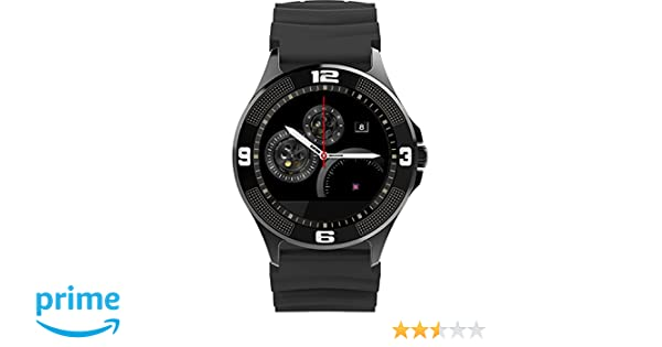 PRIXTON SW14 Smartwatch BT iOS/Android/PULSÓMETRO: Prixton: Amazon ...