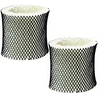 Air Humidifier Filter for Holmes HWF64 Replacement Humidifier Filter for Holmes, Sunbeam & Bionaire Fit units requiring filter B 2 pack