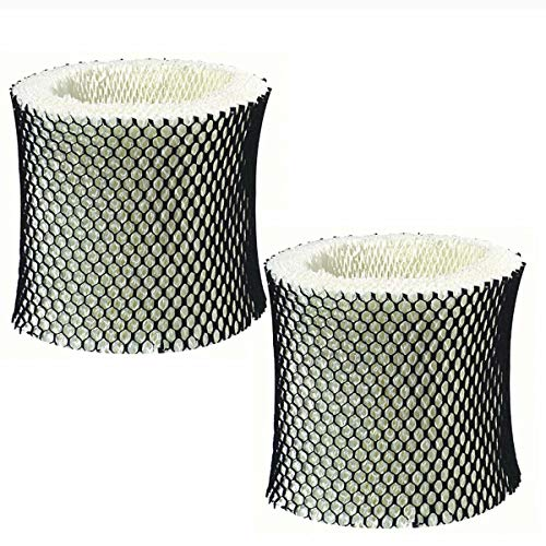 """Air Humidifier Filter for Holmes HWF64 Replacement Humidifier Filter for Holmes, Sunbeam & Bionaire Fit units requiring filter """"B"""" 2 pack"""
